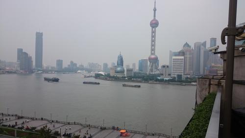上海を訪問して来ました。