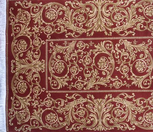 ベトナム製 手織り絨毯