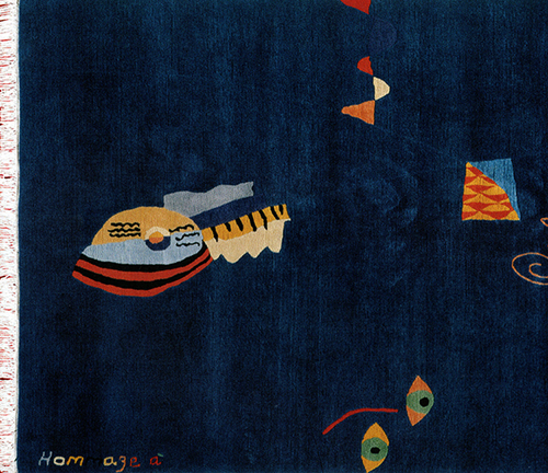 Picasso「Mandoline」